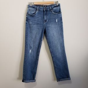 Kut from the Kloth Rachael mom jeans 6